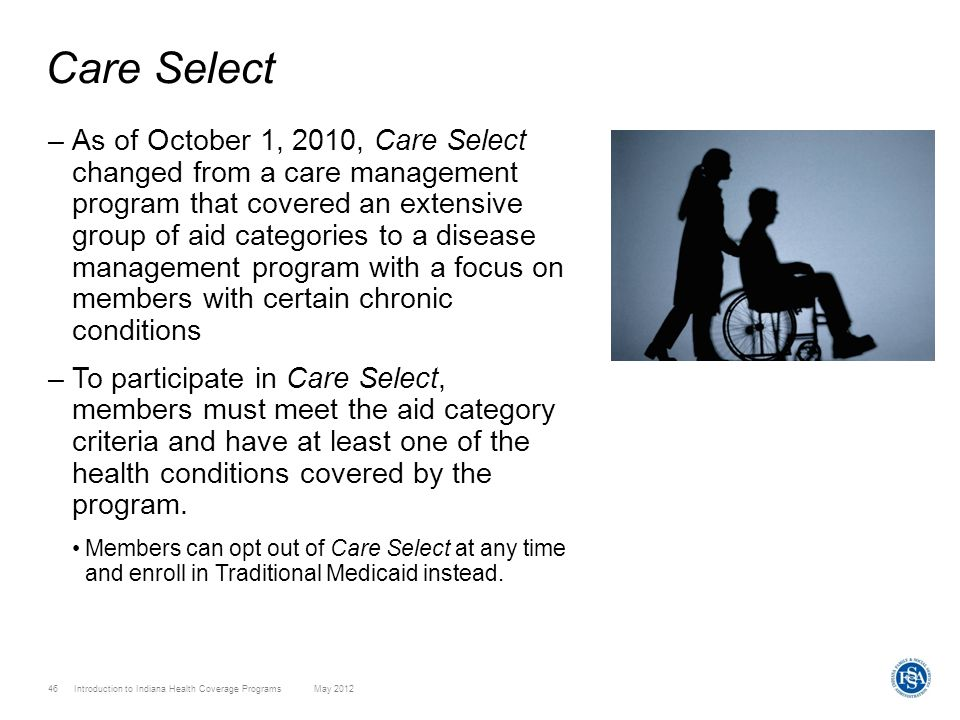 Care Select