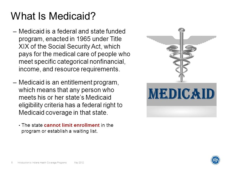 What Is Medicaid