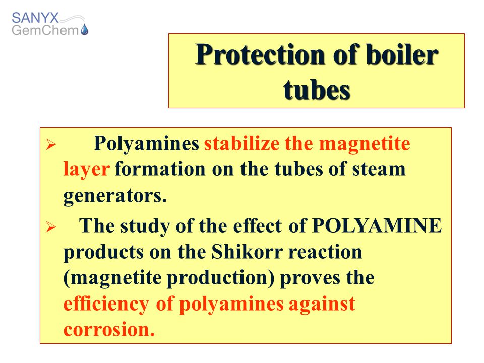 Protection of boiler tubes