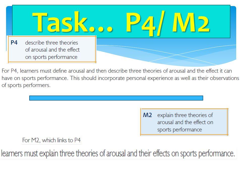 Task… P4/ M2