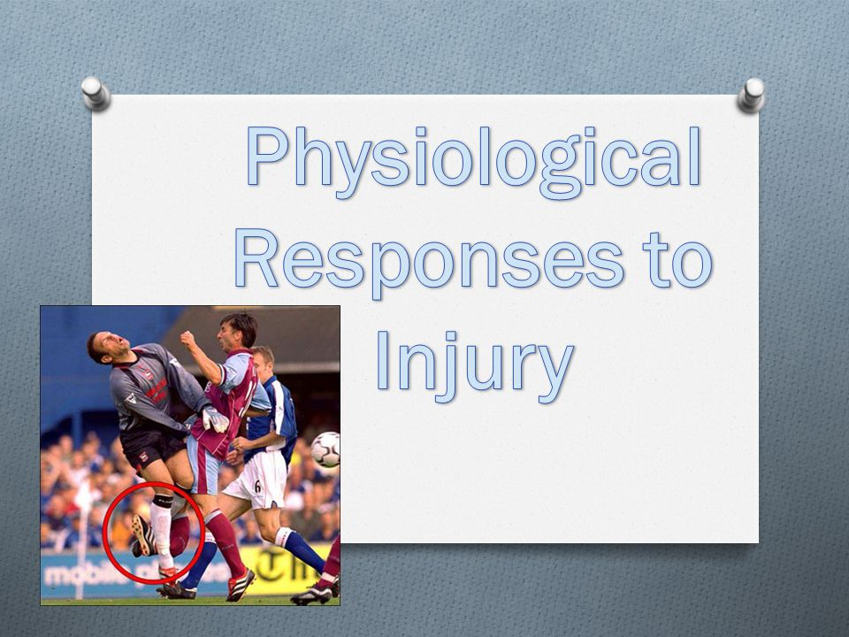 Physiological Responses to Injury