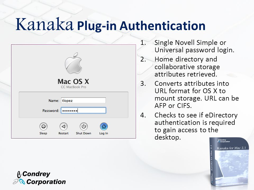 Kanaka Plug-in Authentication