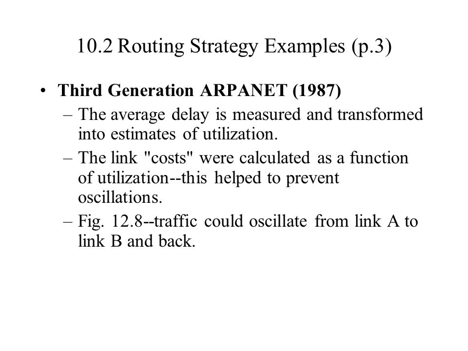 10.2 Routing Strategy Examples (p.3)