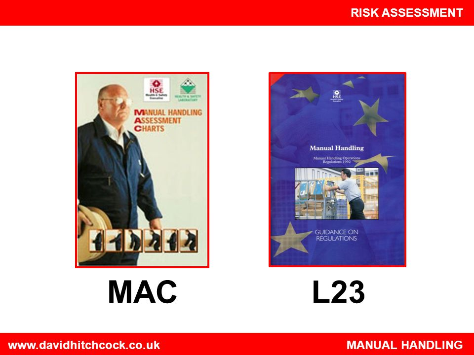 RISK ASSESSMENT MAC. L23.