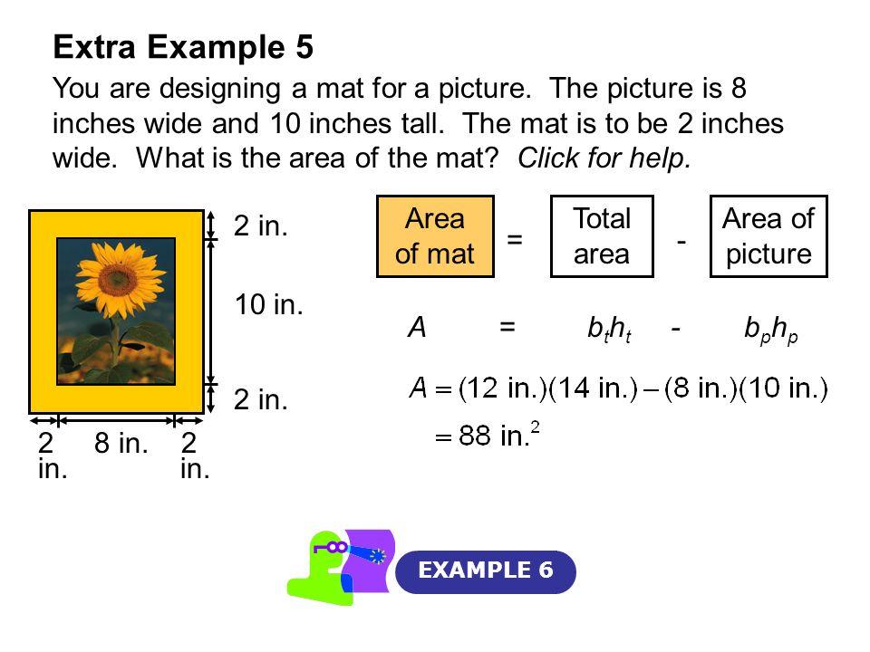 Extra Example 5