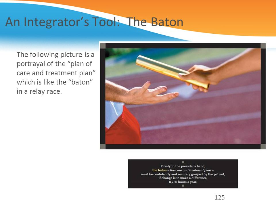 An Integrator's Tool: The Baton