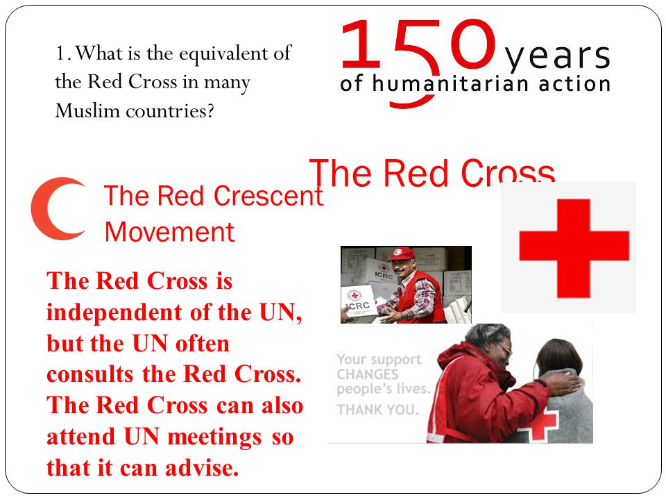 The Red Crescent Movement