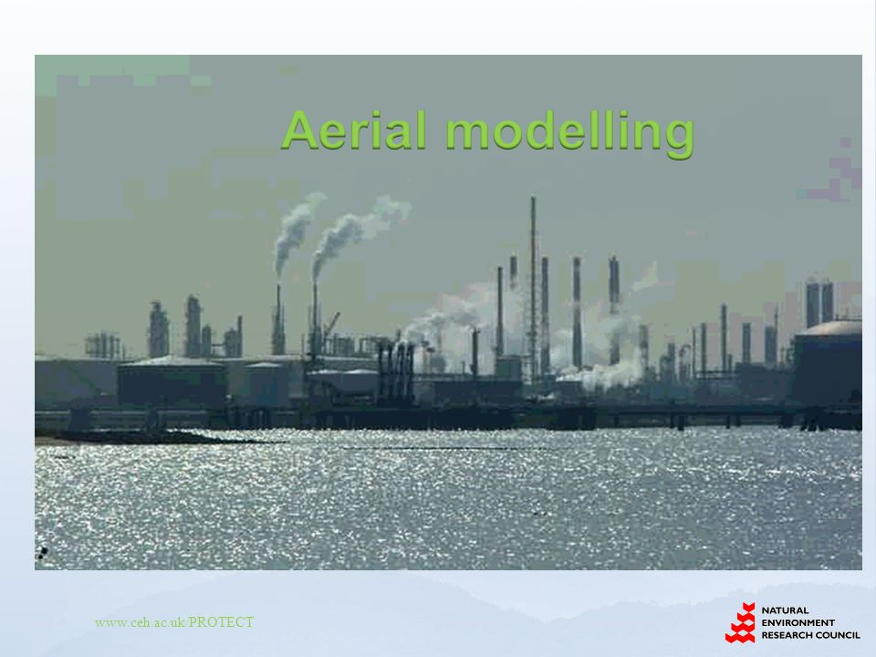 Aerial modelling 40