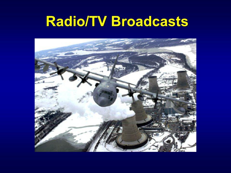 IW 110 PSYOP Notetaker Radio/TV Broadcasts.