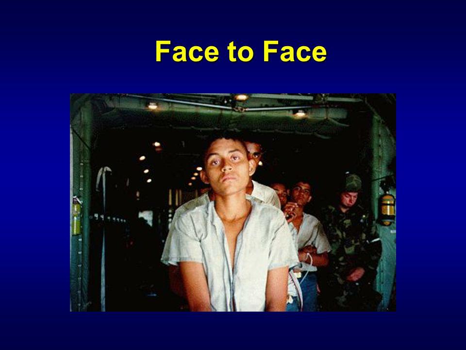 IW 110 PSYOP Notetaker Face to Face.