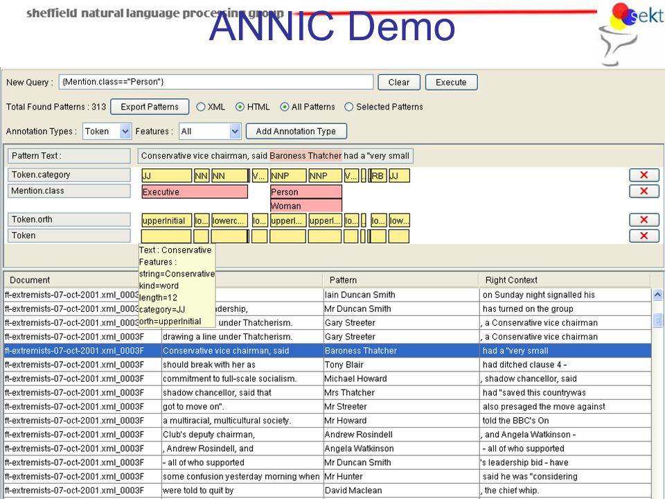 ANNIC Demo 63
