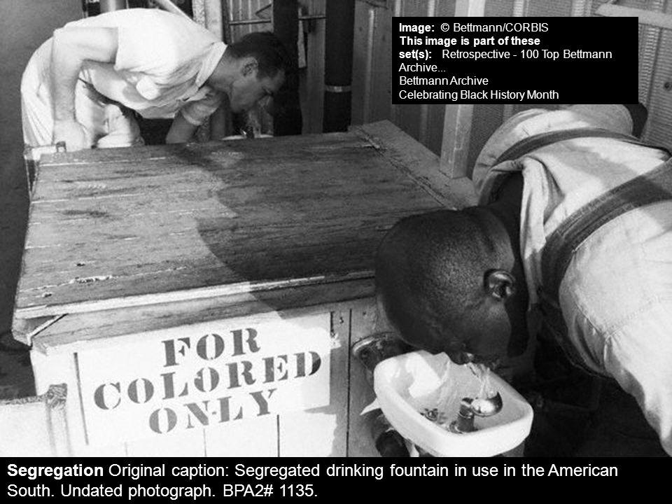 Image: © Bettmann/CORBIS This image is part of these set(s): Retrospective - 100 Top Bettmann Archive... Bettmann Archive Celebrating Black History Month