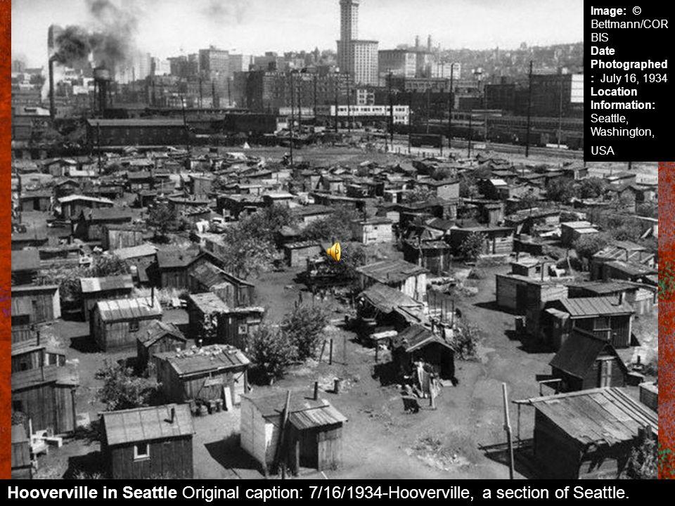 Image: © Bettmann/CORBIS Date Photographed: July 16, 1934 Location Information: Seattle, Washington, USA