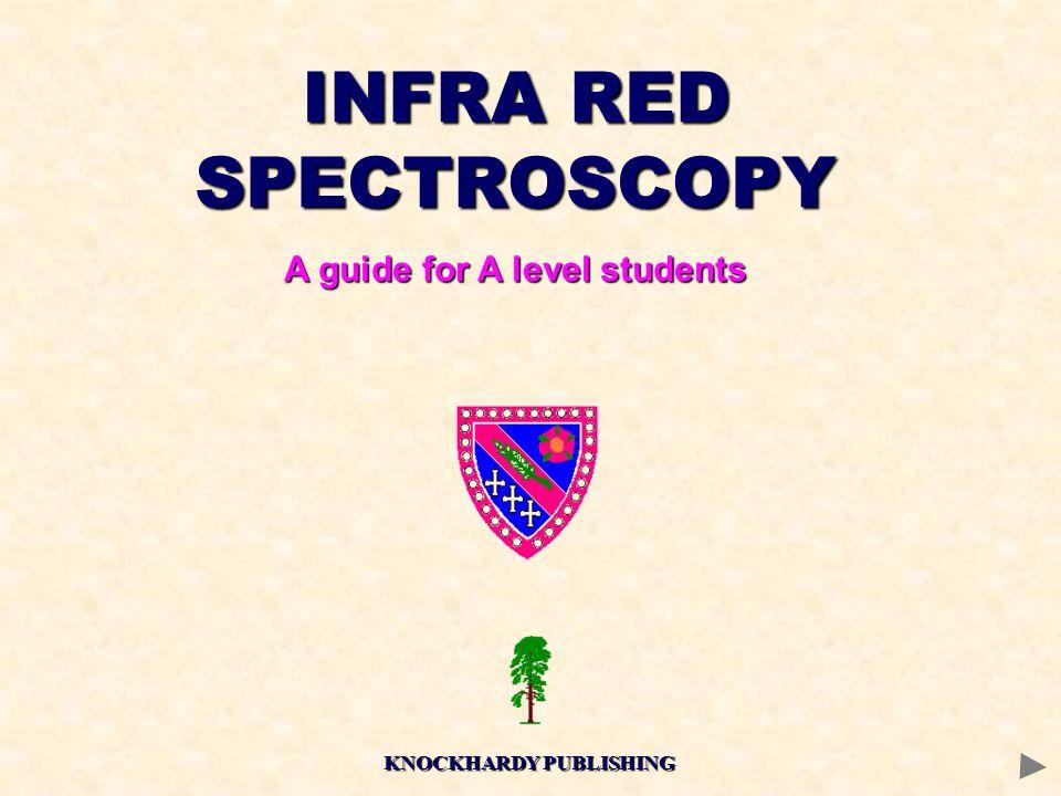 INFRA RED SPECTROSCOPY