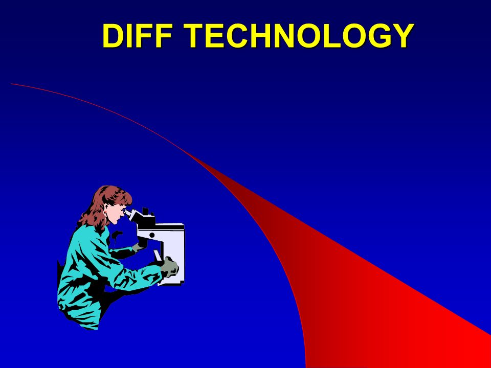 DIFF TECHNOLOGY Now that we have discussed normal and abnormal histograms, let's talk about diff technology.