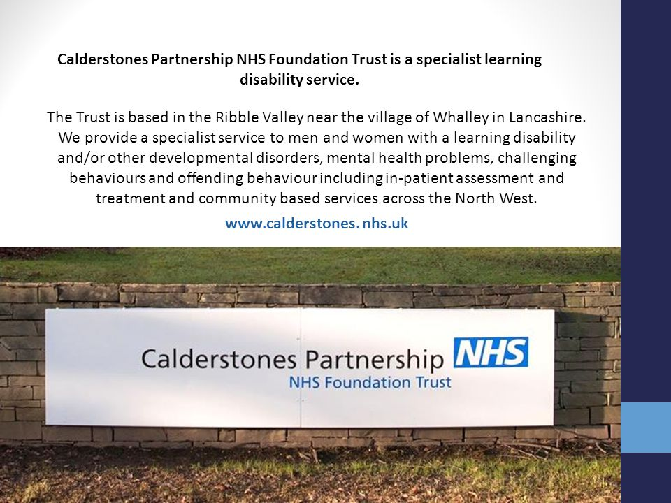 www.calderstones. nhs.uk