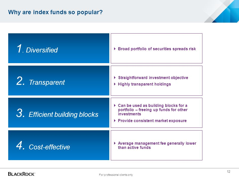 How can advisers access index funds