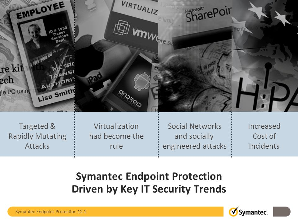 Symantec Endpoint Protection Driven by Key IT Security Trends
