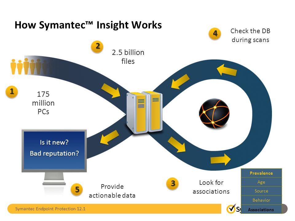 How Symantec™ Insight Works
