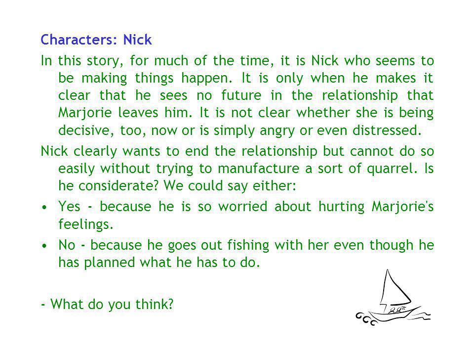 Characters: Nick