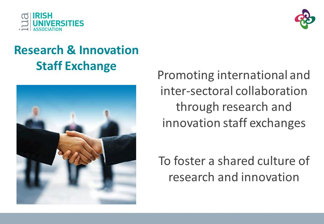 Research & Innovation Staff Exchange