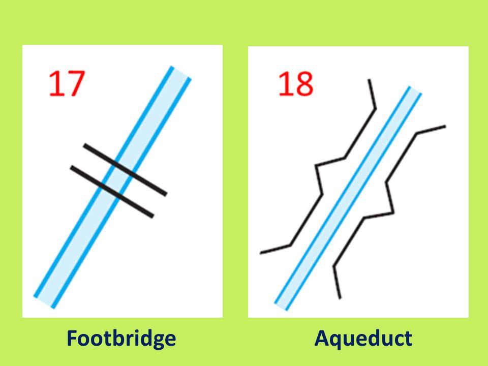 Footbridge Aqueduct
