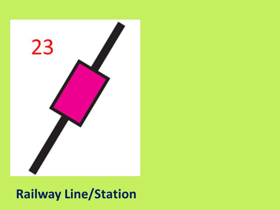 Railway Line/Station