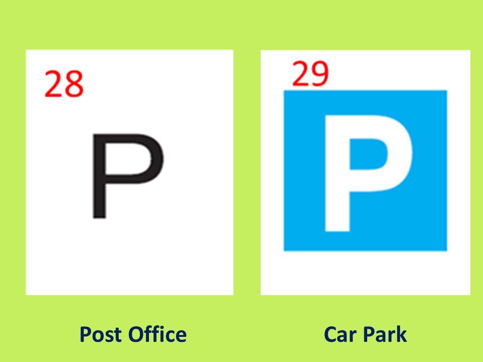 Post Office Car Park