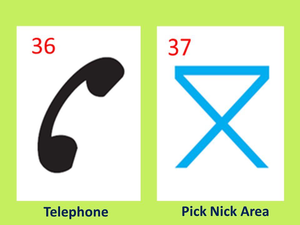 Telephone Pick Nick Area