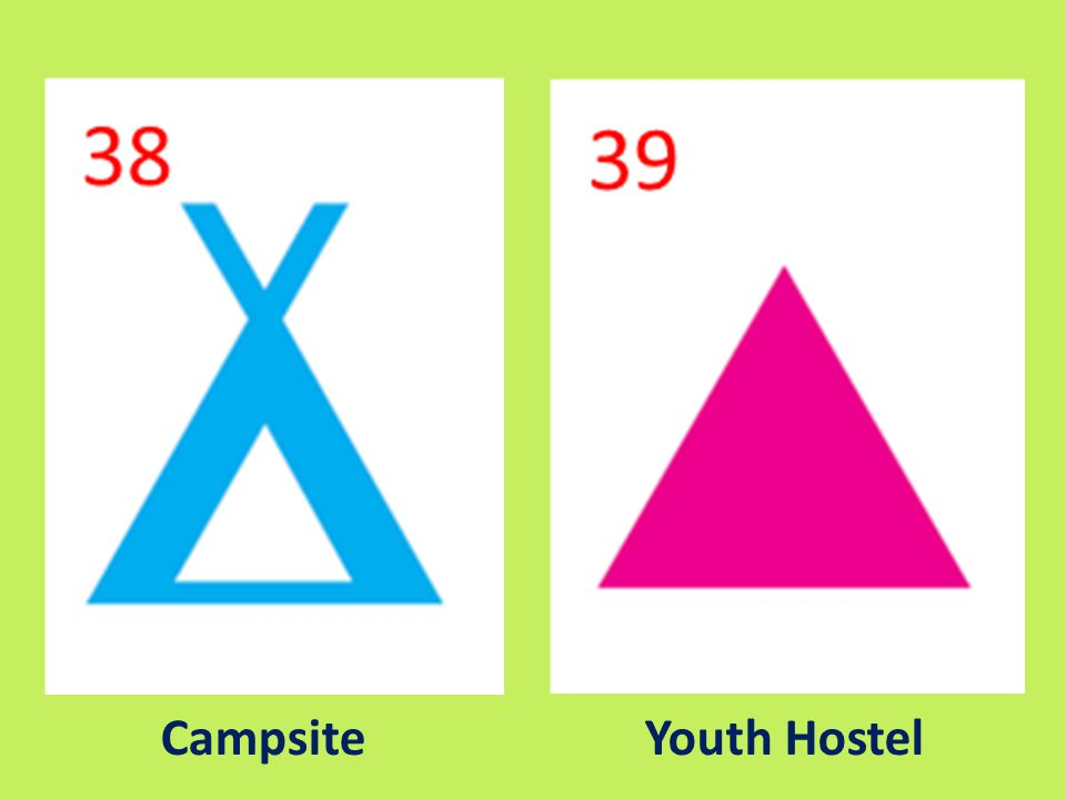 Campsite Youth Hostel