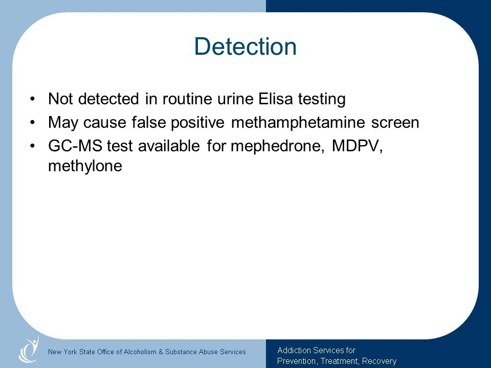 Detection Not detected in routine urine Elisa testing