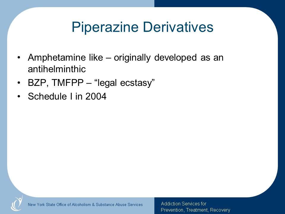 Piperazine Derivatives