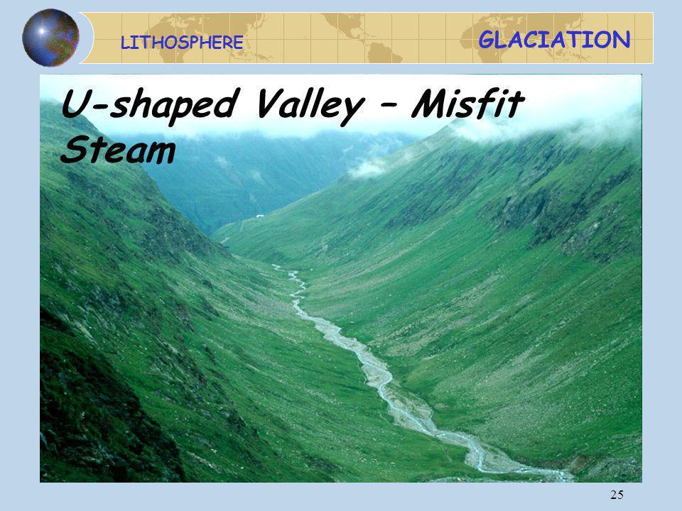 U-shaped Valley – Misfit Steam
