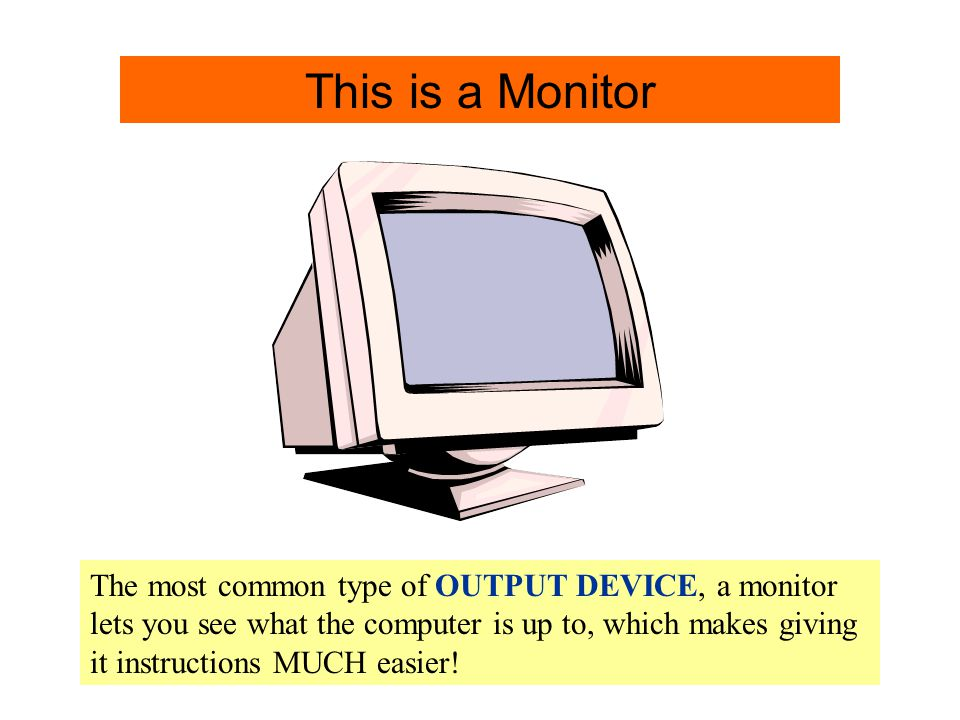 Monitor Monitor Info. This is a Monitor