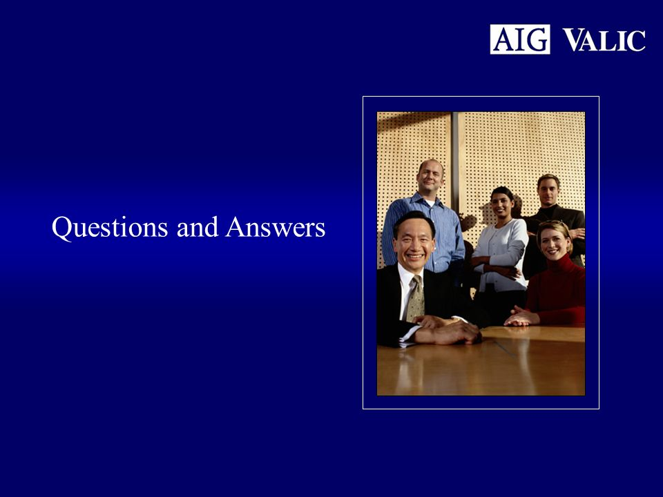 Questions and AnswersREAD Now we would like to open the discussion to any questions or comments that you may have at this time.