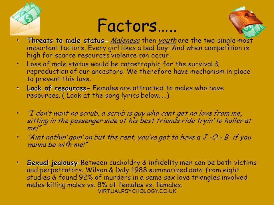 Factors…..