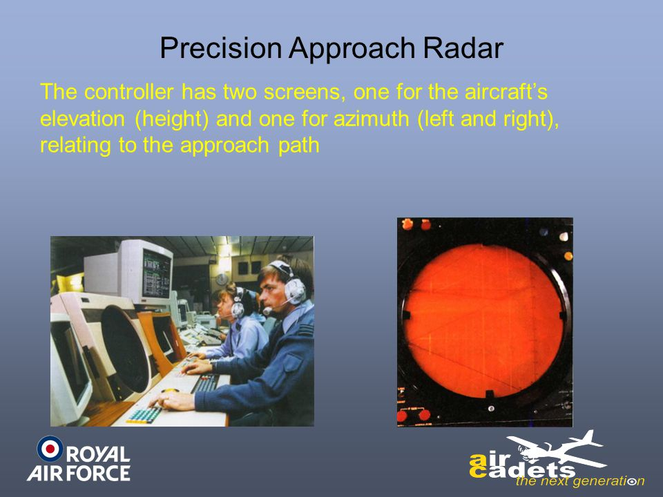 Precision Approach Radar