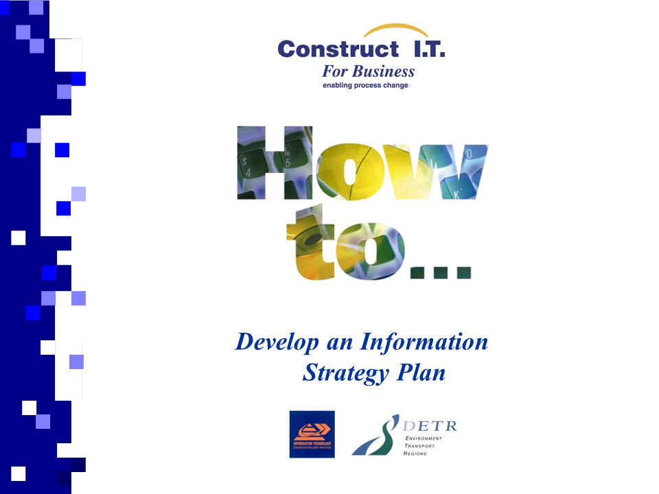 how to develop an it strategy