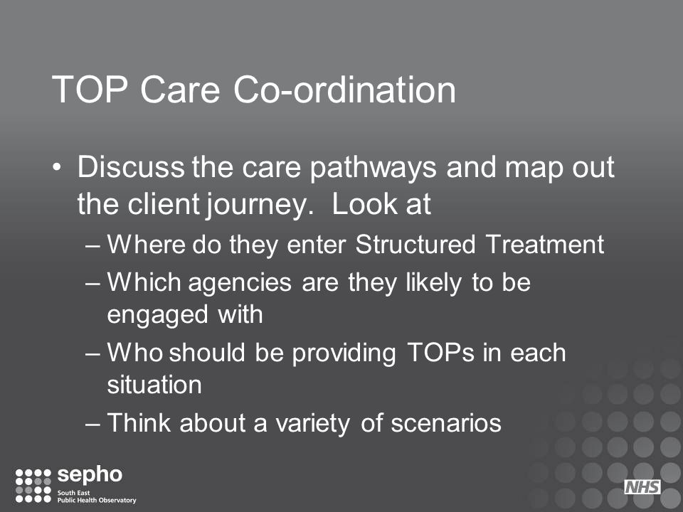 TOP Care Co-ordination
