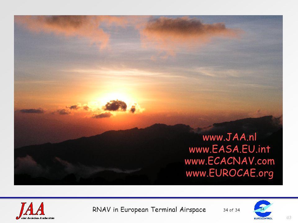 www.ECACNAV.com www.EUROCAE.org