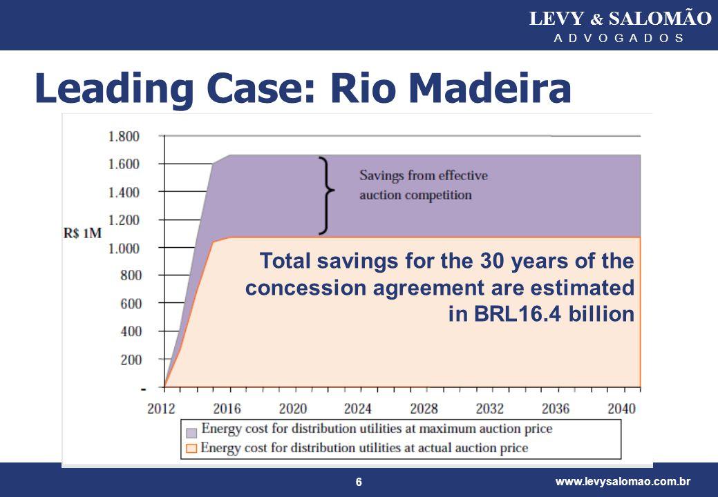 Leading Case: Rio Madeira