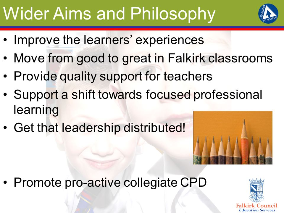 Wider Aims and Philosophy