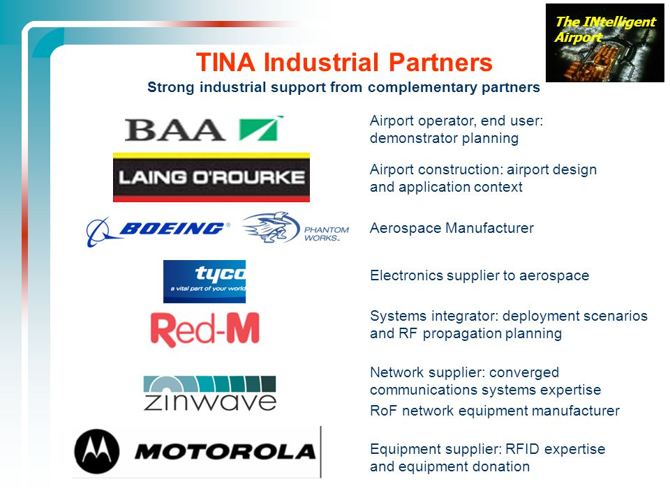 TINA Industrial Partners