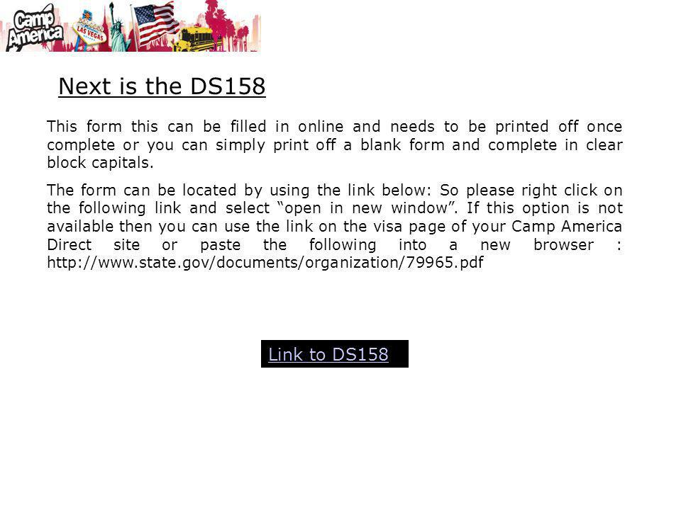 Next is the DS158