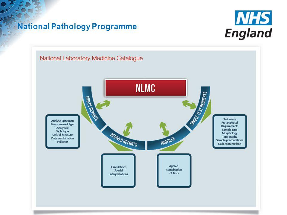 National Pathology Programme
