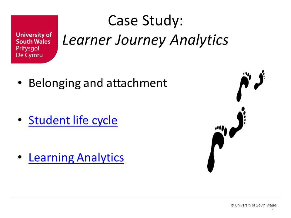 Case Study: Learner Journey Analytics