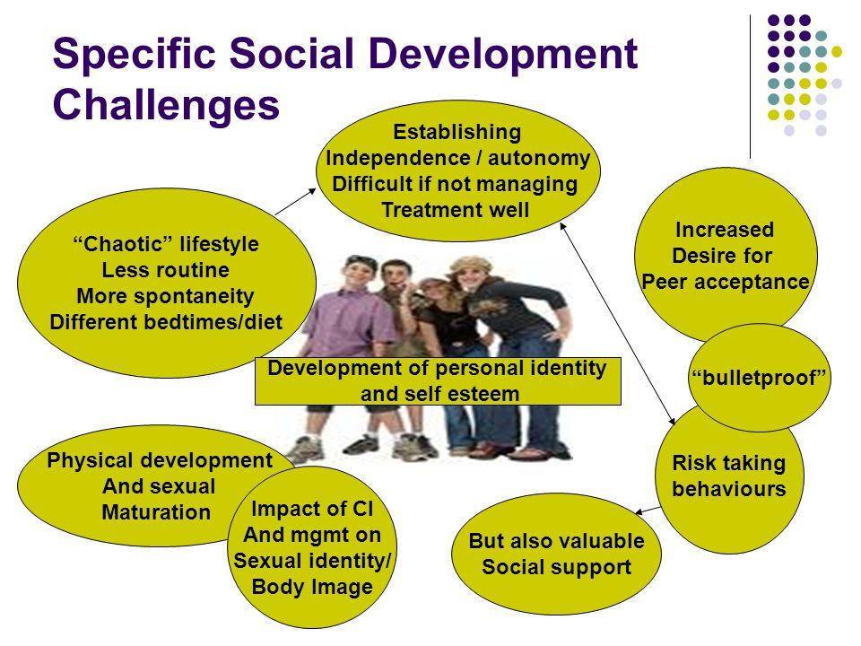 Specific Social Development Challenges
