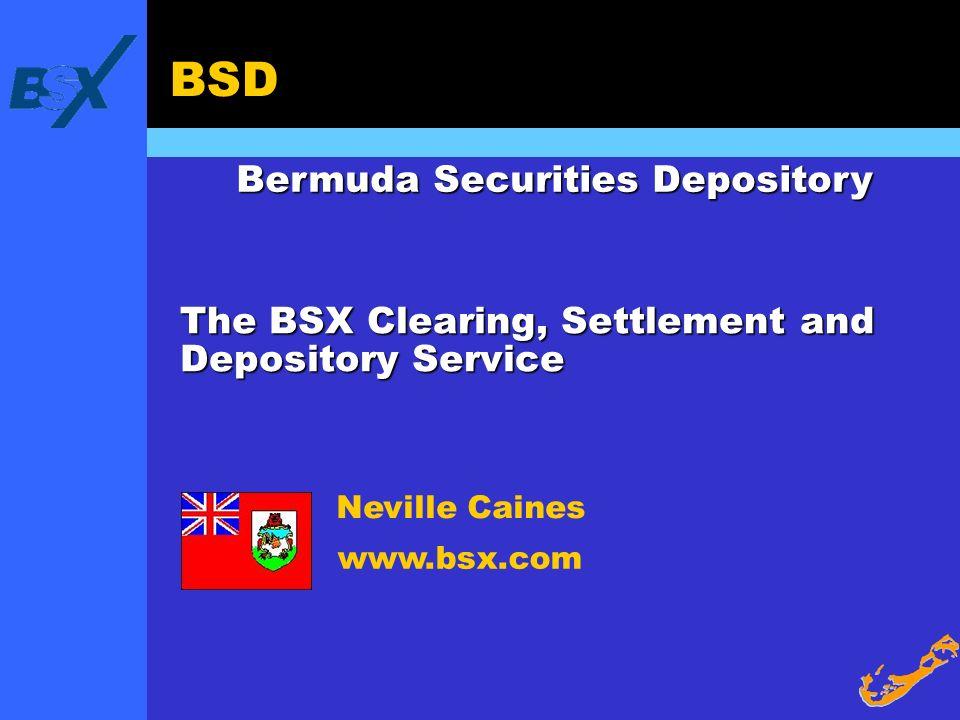 Bermuda Securities Depository