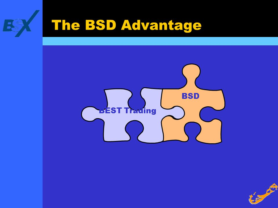 The BSD Advantage BSD BEST Trading