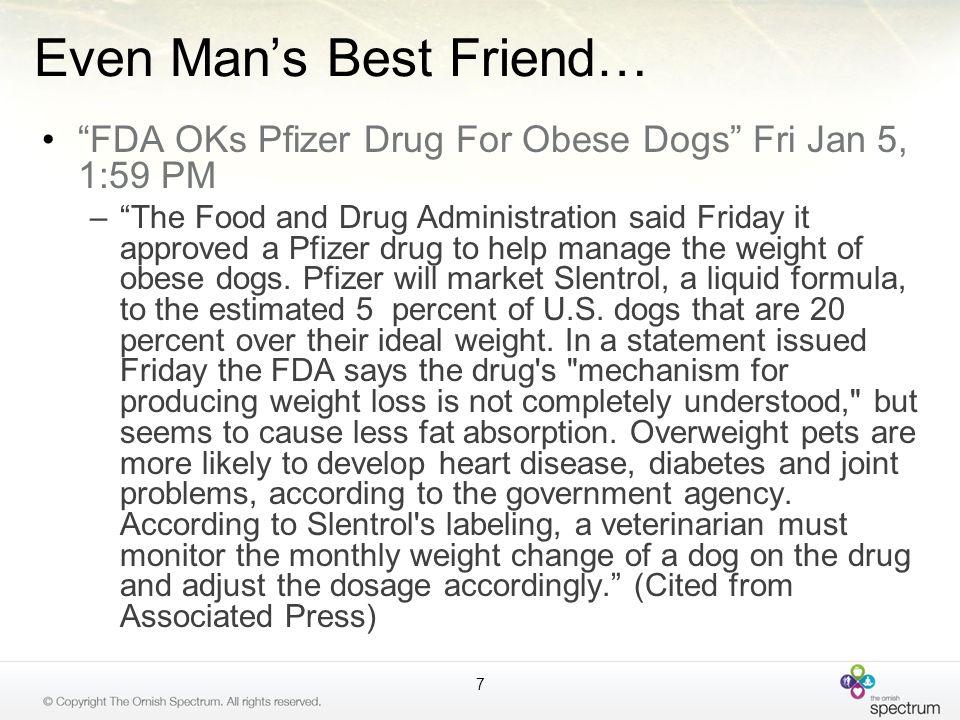 Even Man's Best Friend…